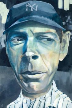 Joe Dimaggio by slaumann
