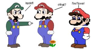 Weegee And Meegee And Malleo by sc1614
