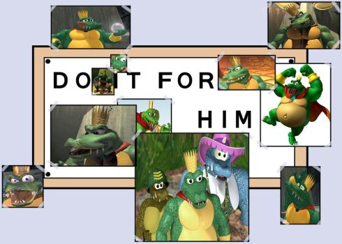 Do It For Him by DracoCharizard87