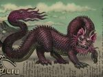 Chinese Dragon by N8grafica