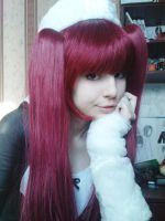 Riruka Cosplay Test by OrihimeSchiffer