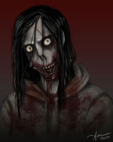 Possessed Killer by SUCHanARTIST13