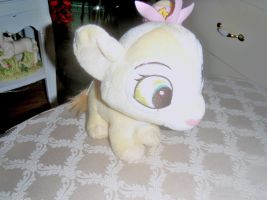 Japan Sega Chibi Nala Plush by ShinyToyDinosaurs