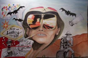 Ode to Fear and Loathing... by welcometo1984