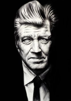 David Lynch by youthful2