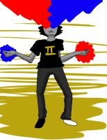Sollux Captor: 30 Day Challenge by TreeNinja314
