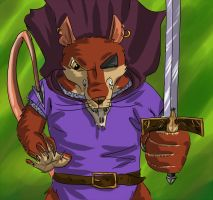 Cluny the Scourge by ierf