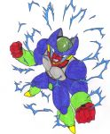 Super Cell_Super 17 Fusion Full Power Absorbed by DBZ2010