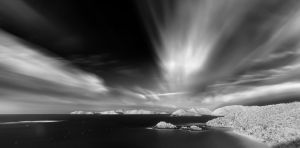 Trunk Bay IR by NickSpiker