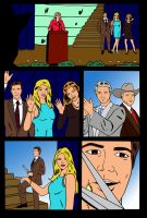 Dallas Page 5 (Colored) by RoyPrince