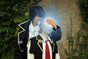 Fight B-Rabbit! (Pandora Hearts Cosplay) by Stray-Cat-Yoru