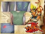 Jak Clothes by theanimejump