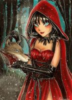 #10 - Little Red Riding Hood [taken] by Shampie