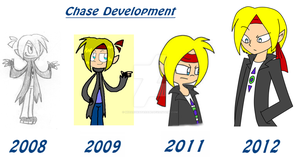 Chase Development 2 by MiharuWatanabe