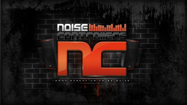 Noisecontrollers Wallpaper by BIGBOYDesignz