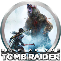 Rise Of The Tomb Raider v2 by POOTERMAN