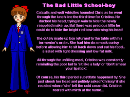 The Bad Little School-boy +007 by SissyDemi