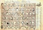donald duck 60 expressions by animatorio