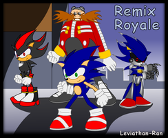 Remix Royale by leviathan-ran