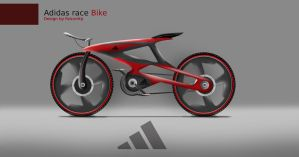 Adidas Race Bike Rev2 by FalconXp