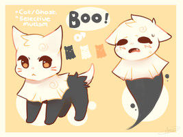 Boo reference by batfruit