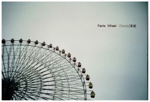 Ferris wheel by yenyen0615