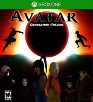 Avatar: Generation Collide (Video game) by Tony-Antwonio