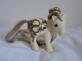 custom my little pony flowing time 5 by thebluemaiden