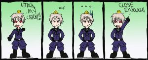 Prussia:the chick magnet by Fullmetalpoz