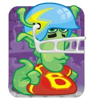 Monster of NFL by Mickeyns