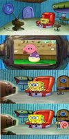 CGD64's Embarrassing Shows: Kirby Right Back at Ya by CrazyGamerDragon64