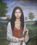 Rustic Girl by dashinvaine