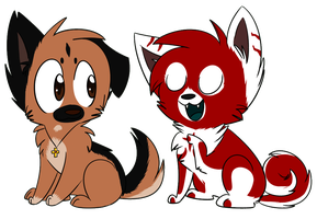 (PC): Fluffybutts by Rainy-bleu