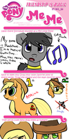 My Little Pony: FiM Meme by Mister-Markers