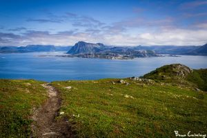 Trail to Heaven by Pinho