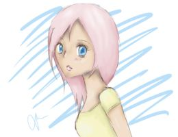 .: Cotton Candy Sketch :. by tanya1