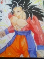 Goku Ascended SSJ4 by big-bob22