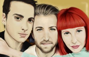 Paramore by Fishheye