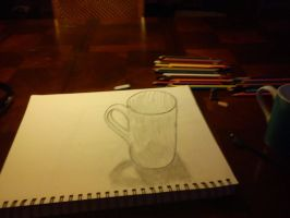 drawn cup side by thedbp