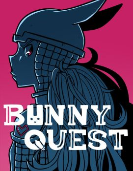 BUNNY QUEST cover by somik