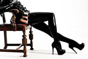 Chair Legs by photosynthetique