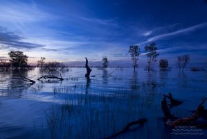 Menindee Blues by FireflyPhotosAust
