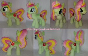 OC Lime Gumdrop by MLPT-fan