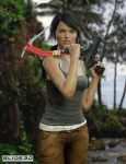 Vault Rustler Equipment and Poses #02 by Slide3D