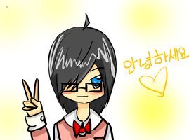 It's a nerd o3o by Youngie96