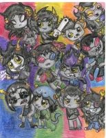 .:Homestuck:. by Lord-Hon