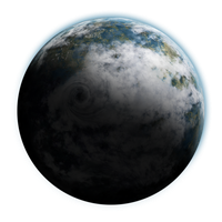 Planet Earthlike Stock by adoreth