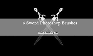 Sword Brushes by Magicgirll91
