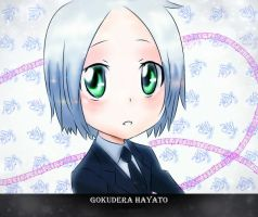 Young Gokudera by Xin-W