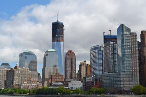 Freedom Tower, New York by kclemas